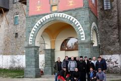 Muntele Athos noiembrie 2012