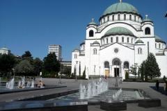 Pelerinaj in Serbia
